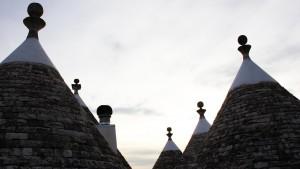 Il tetto dei trulli